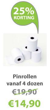 Aanbieding Pinrollen
