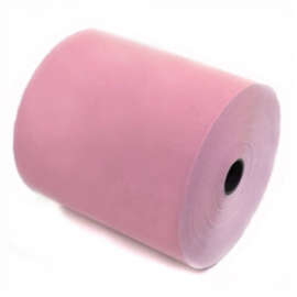 Thermorollen roze 80x80x12mm
