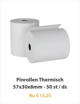 Pinrollen Thermisch 57x30x8cm 50 st/ds