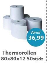 Thermorollen 80x80x12