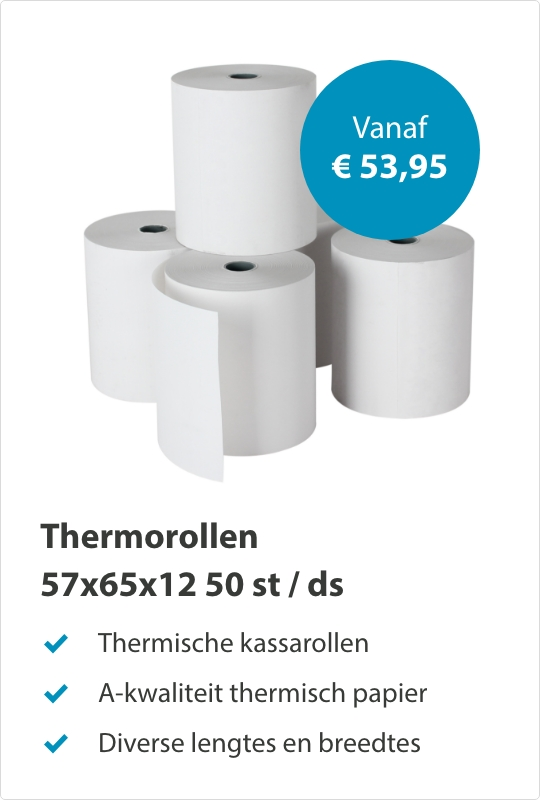 Thermorollen 57x65x12mm